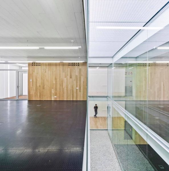 arquitectura_museo semana santa_García Solera_patio interior