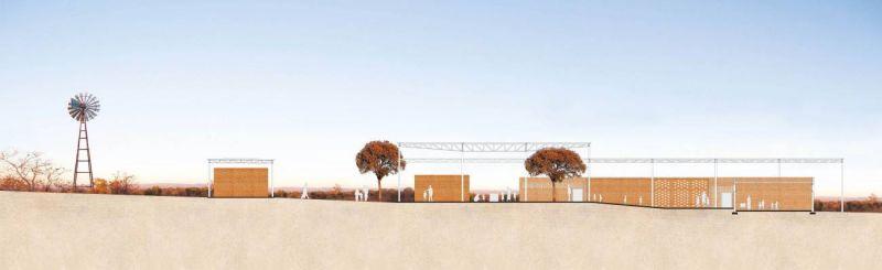 arquitectura_mwabwindo school_alzado
