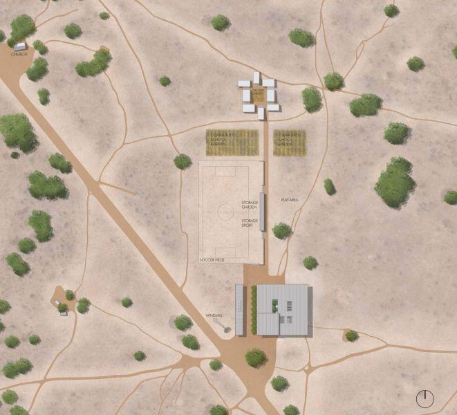 arquitectura_mwabwindo school_planta