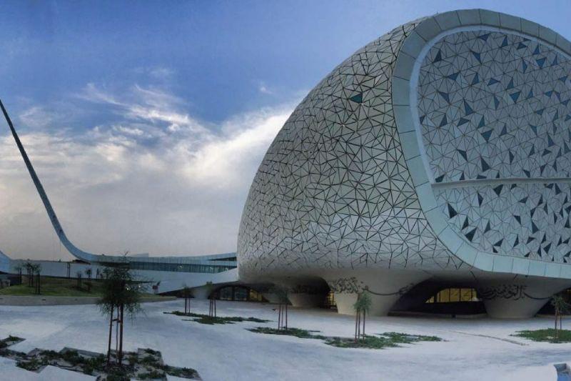 arquitectura_MYAA_facultad estudios islámicos_mezquita