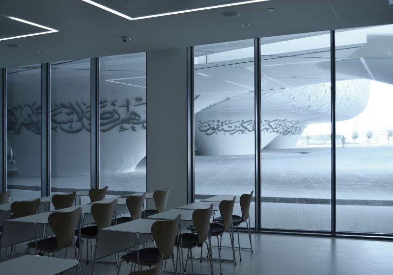 arquitectura_MYAA_facultad estudios islámicos_interior10