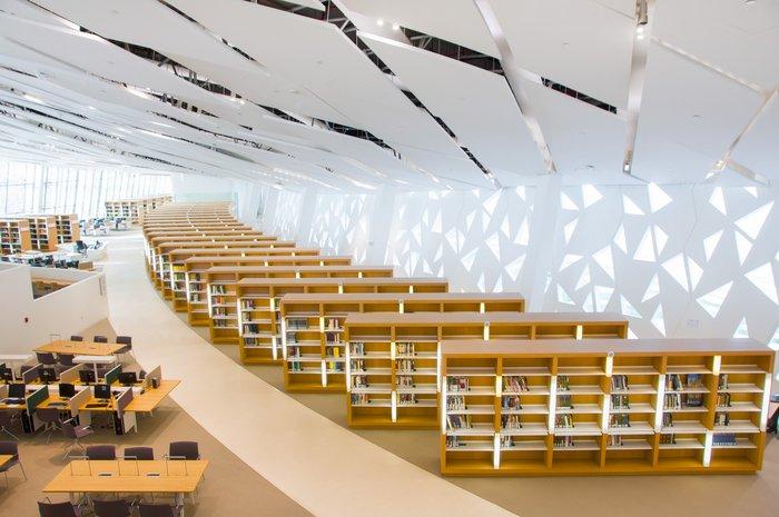 arquitectura_MYAA_facultad estudios islámicos_interior12