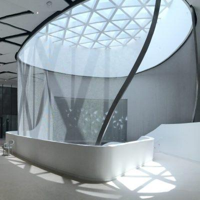 arquitectura_MYAA_facultad estudios islámicos_interior3