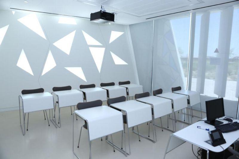 arquitectura_MYAA_facultad estudios islámicos_interior4