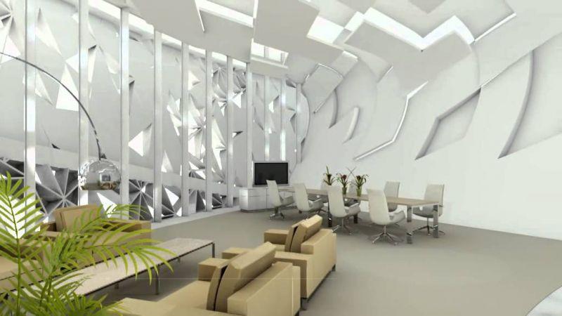 arquitectura_MYAA_facultad estudios islámicos_interior5