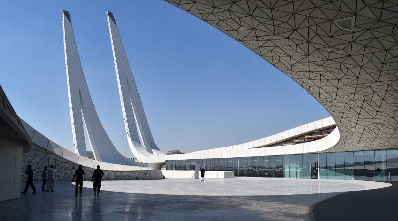 arquitectura_MYAA_facultad estudios islámicos_minaretes