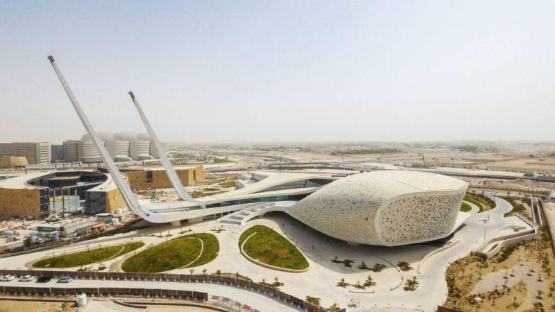 arquitectura_MYAA_facultad estudios islámicos_vista