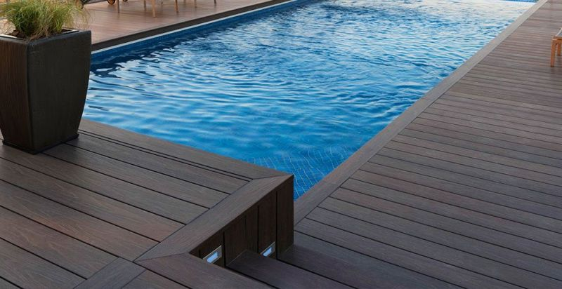 arquitectura y empresa newtechwood ultrashield piscina