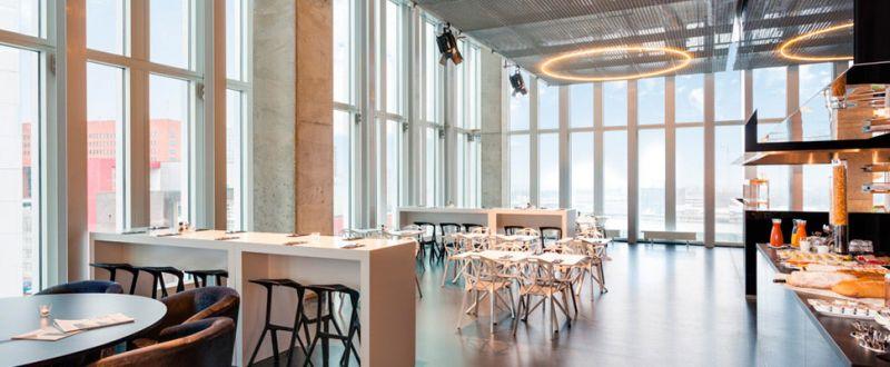 arquitectura y empresa NH hotels group imagen rotterdam