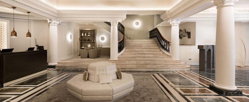 arquitectura y empresa NH hotels group imagen madrid nacional
