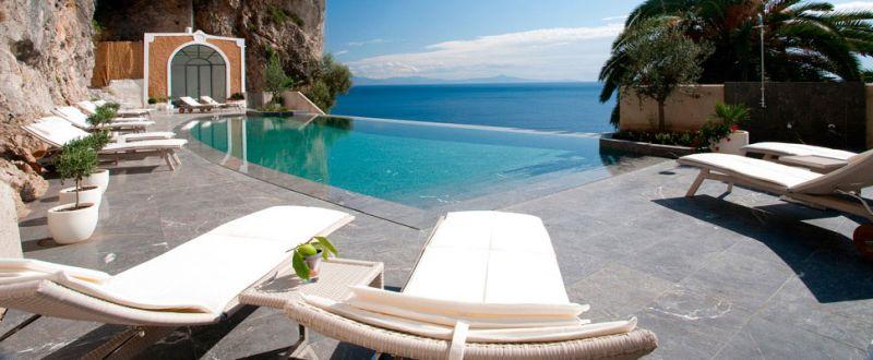 arquitectura y empresa NH hotels group imagen amalfi