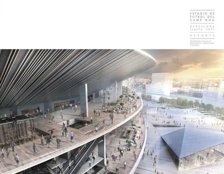 Nikken Sikkei camp nou terrazas