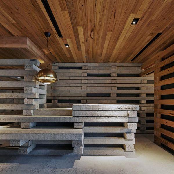 Arquitectura_ Nishi Commercial lobby Hote__vestibulo