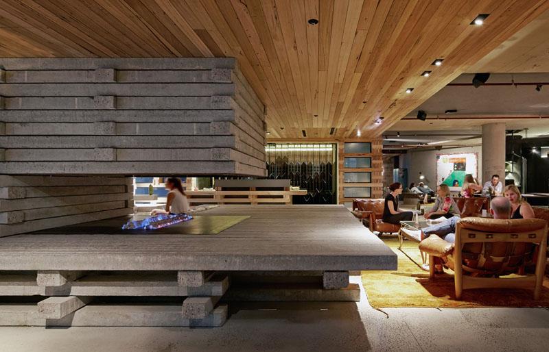 Arquitectura_ Nishi Commercial lobby Hote__zona de espera