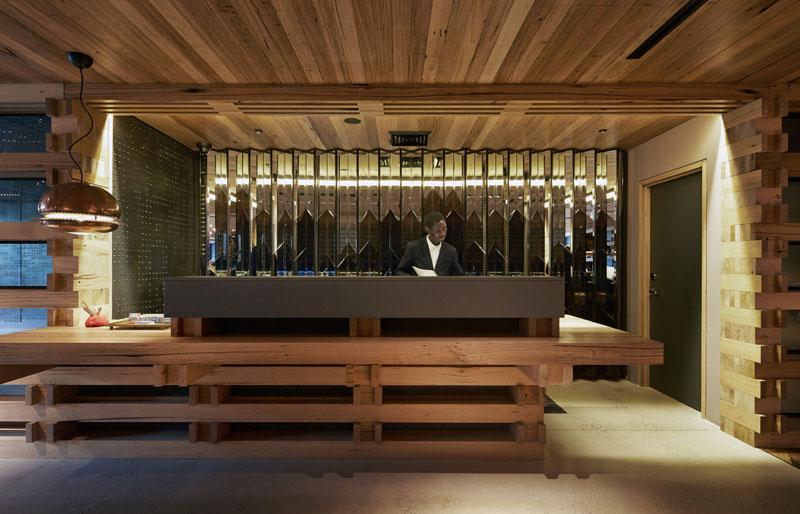 Arquitectura_ Nishi Commercial lobby Hote__zona de recepción