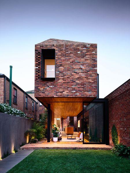 arquitectura_northmelbourneterrace_matt gibson_conjunto