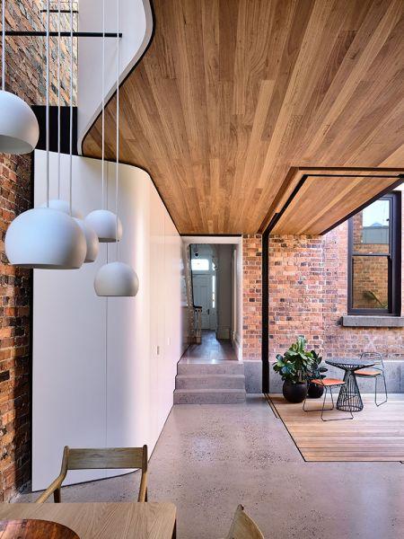 arquitectura_northmelbourneterrace_matt gibson_patio desde int
