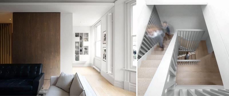 arquitectura, diseño, interiorismo, Londres Atelier, interior design