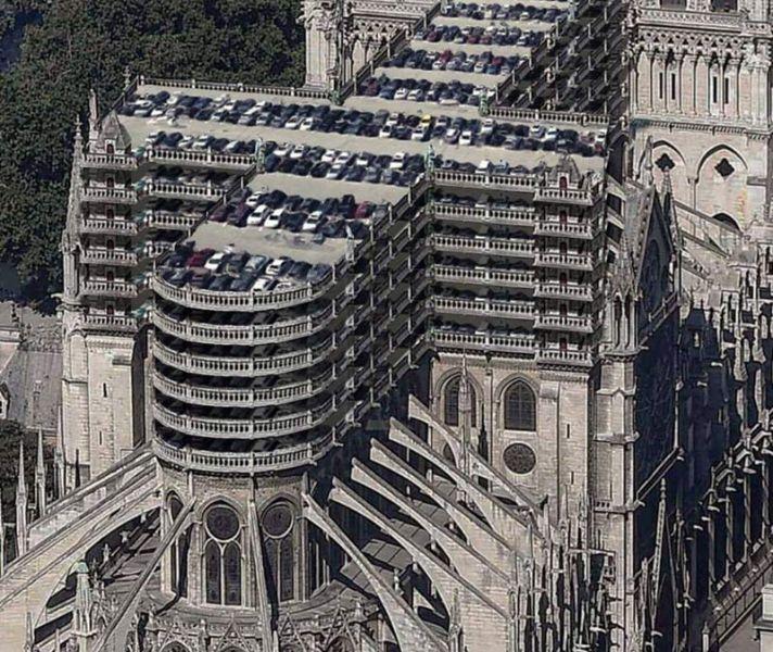 arquitectura arquitectura y empresa reconstruccion notre dame rob cross