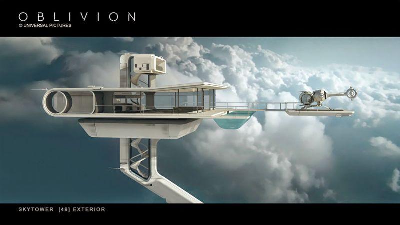 Sky Tower de Oblivion Josehp Konsinski imagen 08