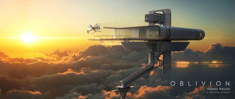 Sky Tower de Oblivion Josehp Konsinski imagen 02