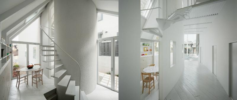arquitectura, arquitecto, diseño, design, interiorismo, interior, Hideyuki Nakayama Architecture, Takumi Ota, Kyoto, minimalismo, Japón, japonés