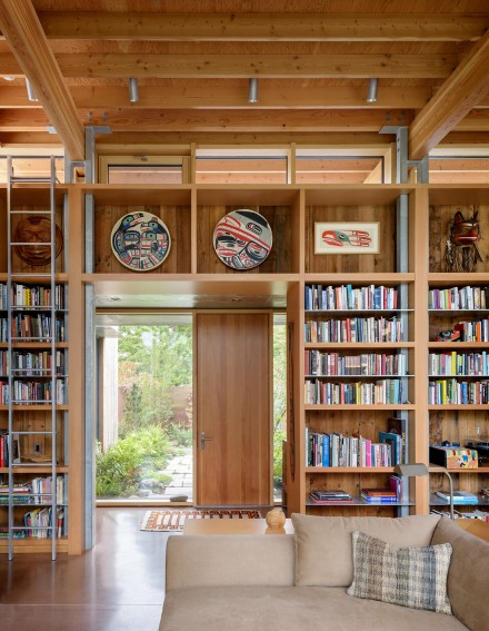 arquitectura_Olson Kundig_City cabin_acceso