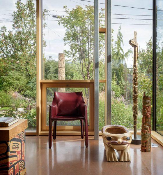 arquitectura_Olson Kundig_City cabin_zona central