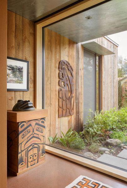 arquitectura_Olson Kundig_City cabin_materiales