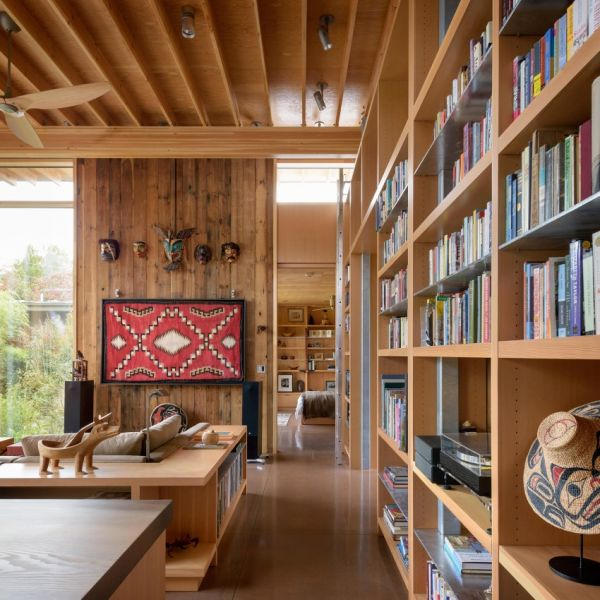 arquitectura_Olson Kundig_City cabin_conexión