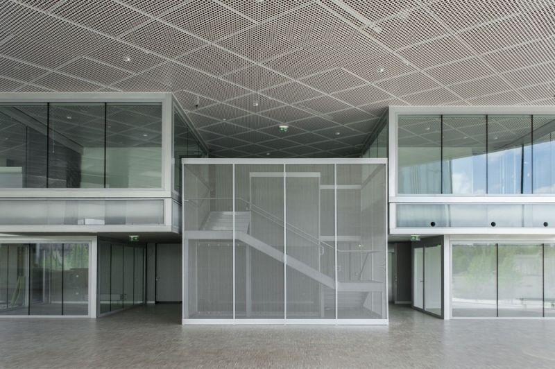 arquitectura OMA_biblioteca Caen_P1_cubículos_antoine cardi