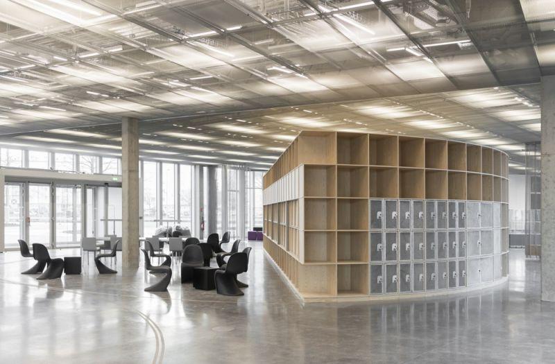 arquitectura OMA_biblioteca Caen_PB_antoine cardi
