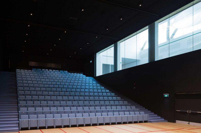 OMA pabellón Pierre Lassonde Quebec arquitecturayempresa fotografía 07 Iwan Baan