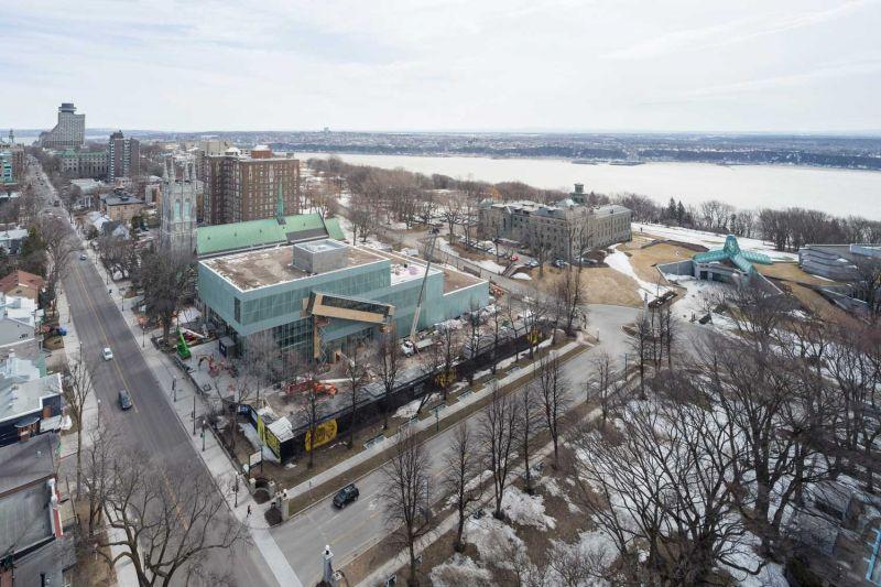 OMA pabellón Pierre Lassonde Quebec arquitecturayempresa fotografía 01 Iwan Baan