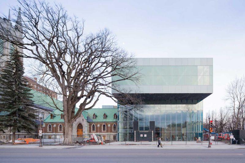 OMA pabellón Pierre Lassonde Quebec arquitecturayempresa fotografía 02 Iwan Baan