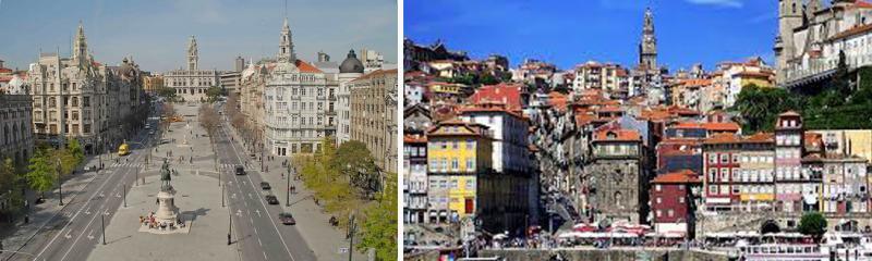 Arquitectura, oporto, viajes