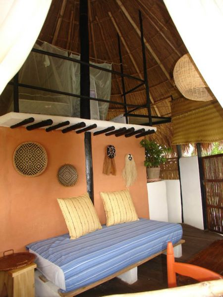 Arquitectura_Orinoquia Lodge_ vista del interior de una habitacion