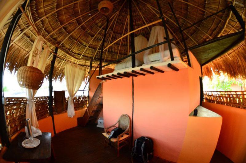 Arquitectura_Orinoquia Lodge _ vista de acceso zona comun