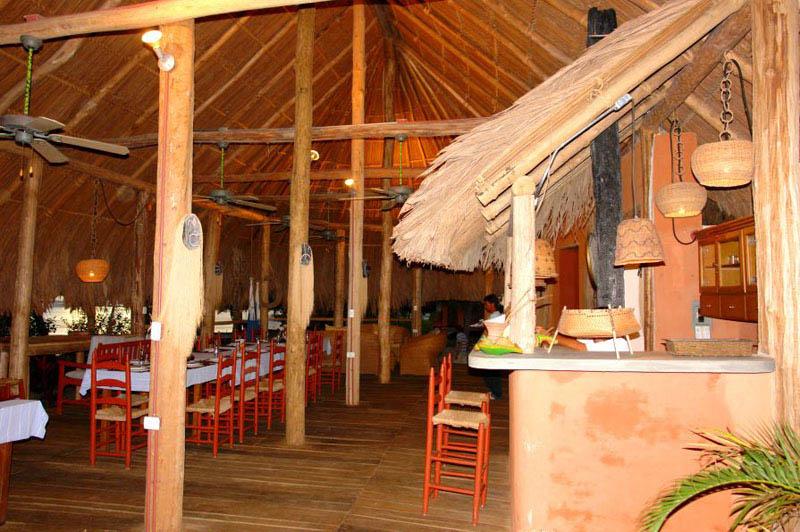 Arquitectura_Orinoquia Lodge _ comedor