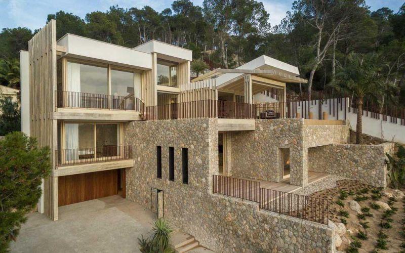 arquitectura Palomino Arquitectos Casa Prunera Accoya fotografia exterior general