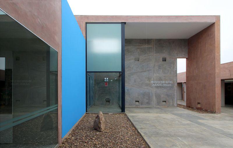 arquitectura_paracas museum_acceso