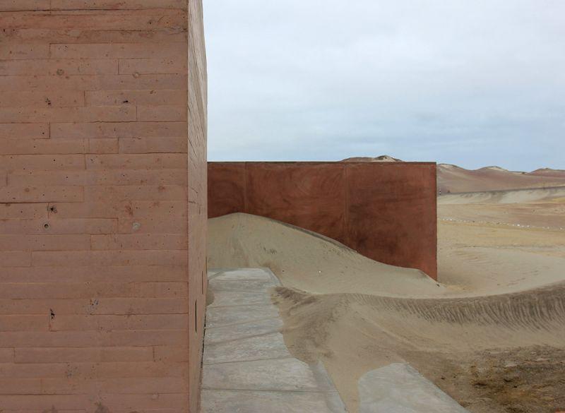arquitectura_paracas museum_detalle fachada