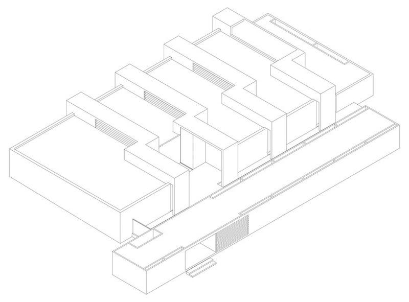 arquitectura_paracas museum_volumetría