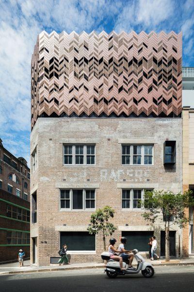 arquitectura_Paramount House Hotel_fachada