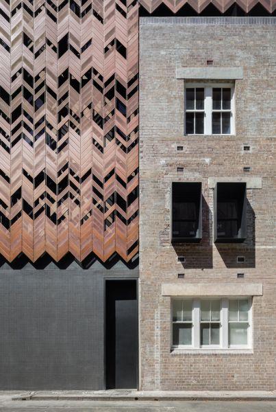 arquitectura_Paramount House Hotel_fachada det