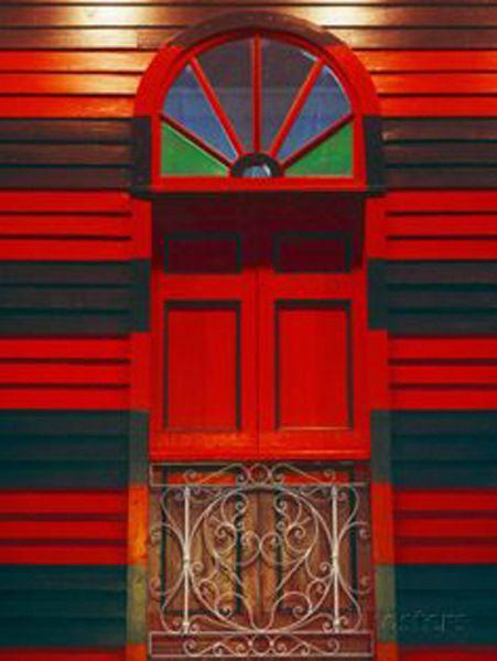 Arquitectura_Parque de Bombas de Ponce_ vista de la carpinteria