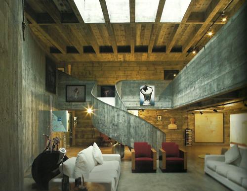 arquitectura_Paulo Mendes_Casa Fernando Millán_interior