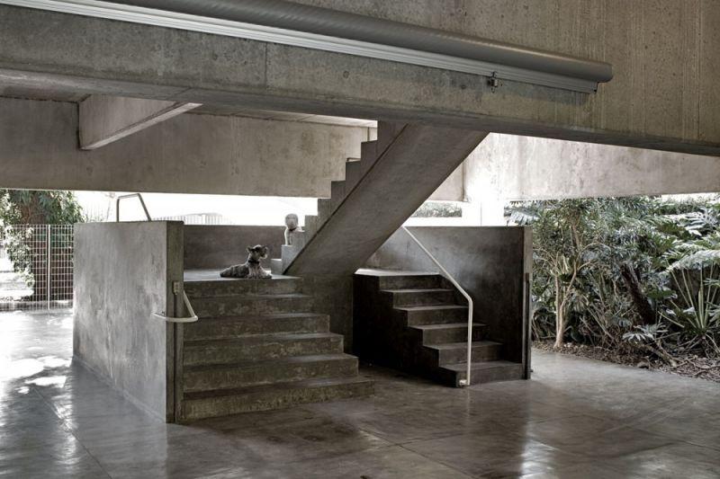 arquitectura_Paulo Mendes_Casa Gerassi_escalerar