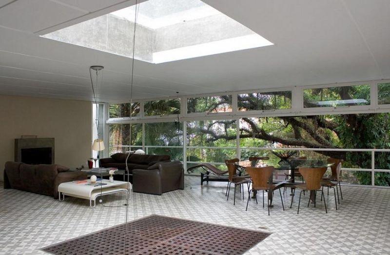 arquitectura_Paulo Mendes_Casa Gerassi_interior
