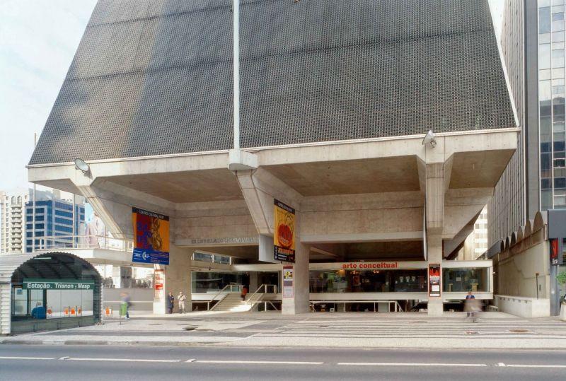 arquitectura_Paulo Mendes_ Centro Cultural FIESP